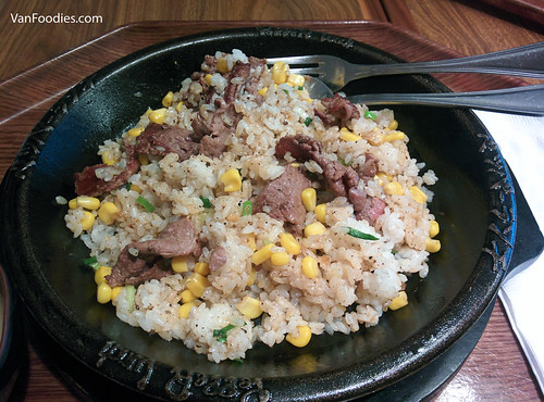 Beef Pepper Rice