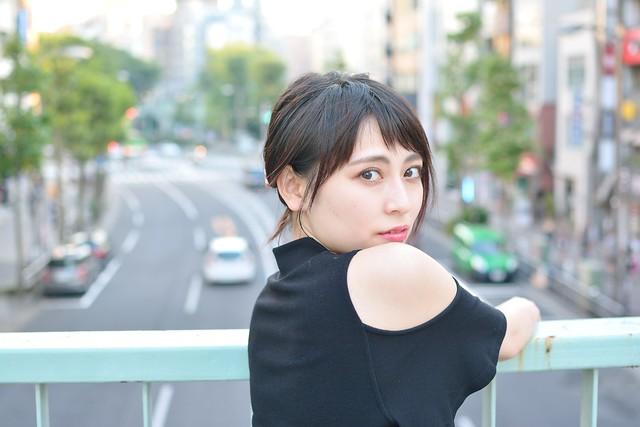 橘杏(あんぽむ)撮影会_原宿