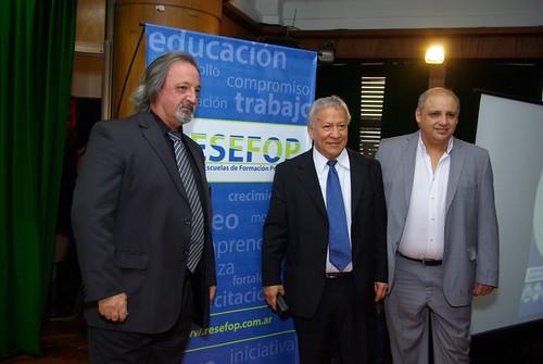 Ceremonia de entrega de los Premios UNIENDO - Educación y Trabajo