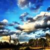 What a beautiful sky! #skyporn #cloud