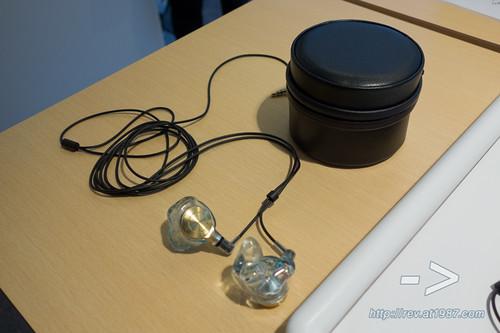 Sony Engineering Just ear XJE-MH2 Hands-on