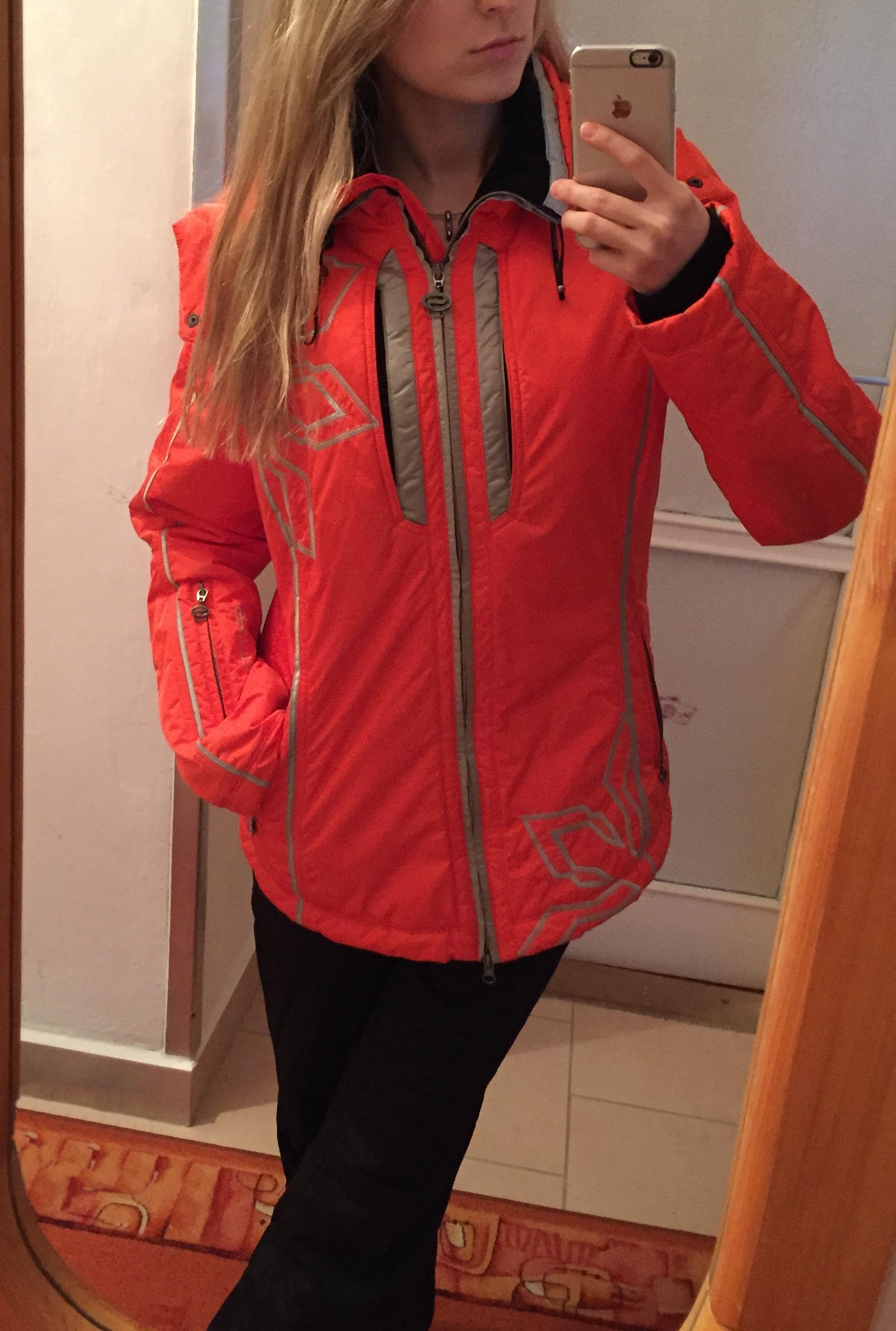 Dámská lyžařská bunda Sportalm vel. S - Bazar - SNOW.CZ 4f9c2f3080