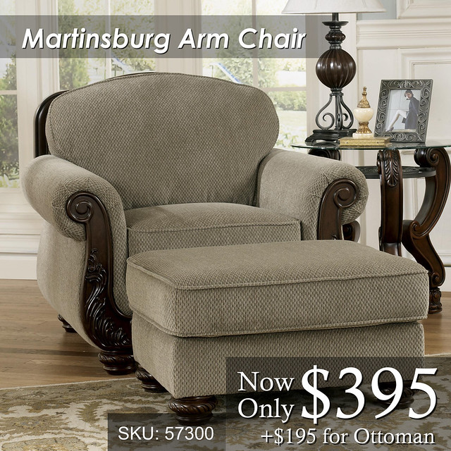 Martinsburg Arm Chair