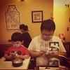 #littleBoy #micmic 事實證明小孩是會學大人的 by CKkkk