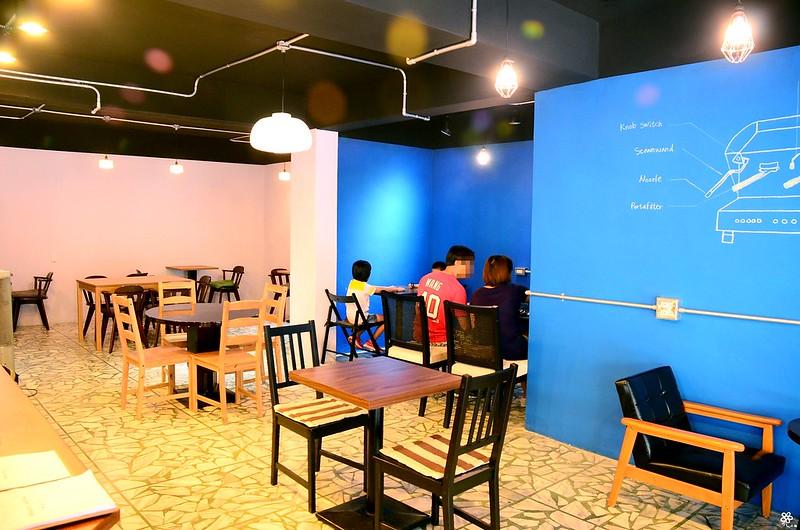 Book Coffee朝午食板橋不限時早午餐推薦新埔捷運站 (14)