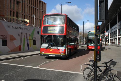 London Central PVL338 PJ52LWT