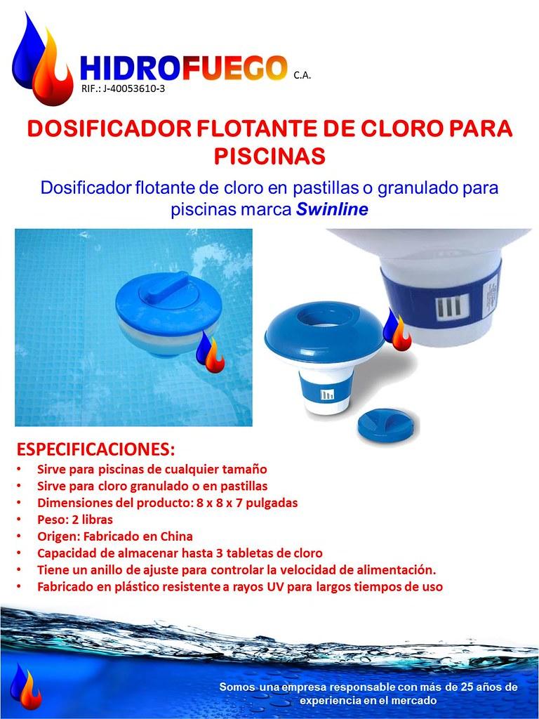 Cloro para piscinas pastillas de cloro para piscina al for Cloro para piscina