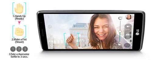 LG G4 Stylus Gesture Shot