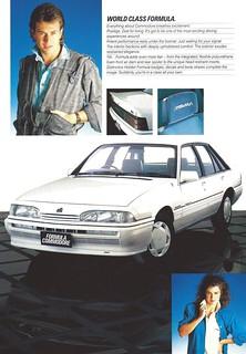 Holden Formula Commodore 1986