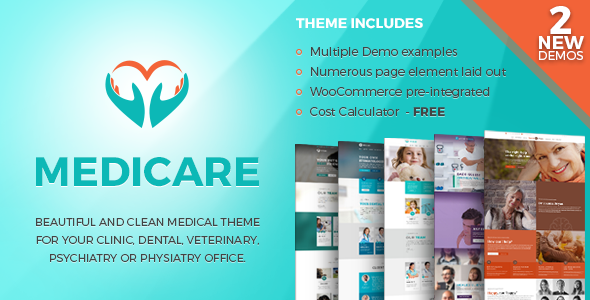 Medicare v1.1.5 – Medical & Health Theme