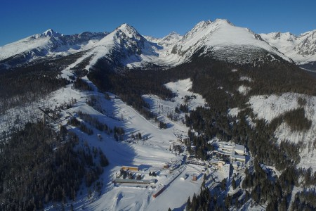 SNOW tour 2016/17: Štrbské Pleso – vlakem přímo pod Solisko