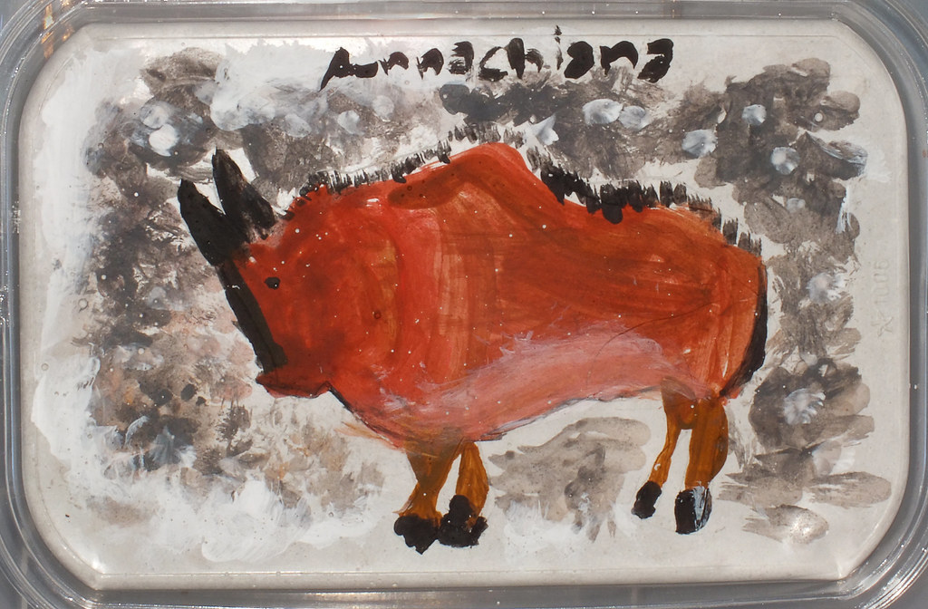 altamira painting by child#55385el