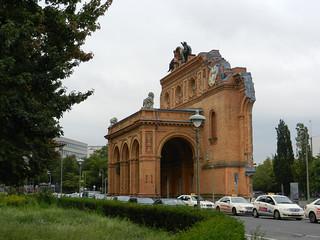 Anhalter Bahnhof, Berlin