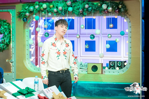 BIGBANG on Radio Star December 2016