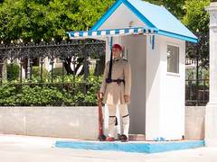 Soldier Goverment Athen