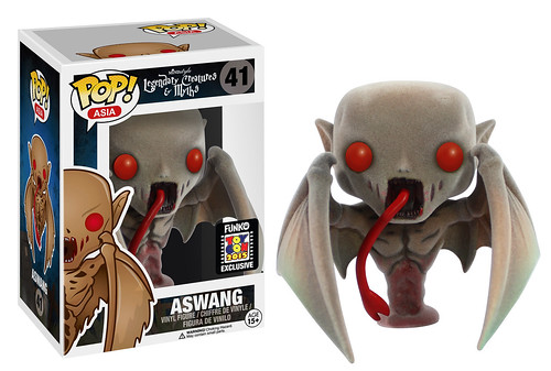 Funko Pop ASWANG - a Philippine Toycon 2015 toy exclusive