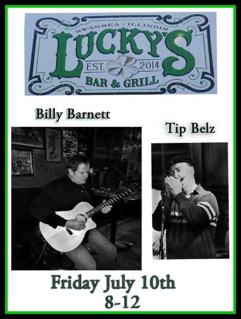 Billy & Tip 7-10-15