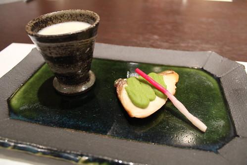花庵_夕食