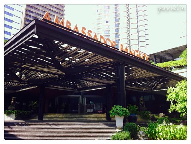Ambassador Hotel Bangkok Sukhumvit11 Near BTS Nana