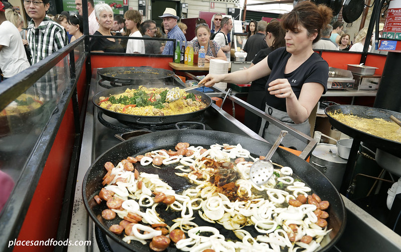 freemantle markets chef cooking