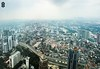 Cityscapes from Petronas Towers