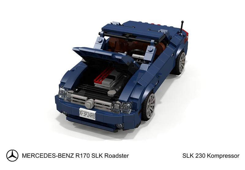 mercedes benz slk 230 kompressor 1998. Black Bedroom Furniture Sets. Home Design Ideas