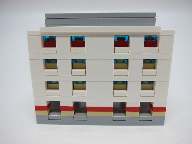 LEGO SG50 Limited Edition Singapore Icons Mini Build - HDB Flat - 3