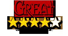 Great 4 stars