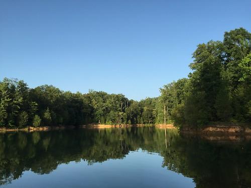 lake sc nature landscape outdoors fishing south scenic carolina