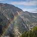 Rainbow near Mt. Ranier