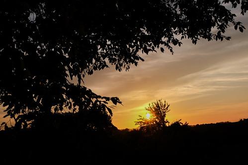 Coucher de soleil #6