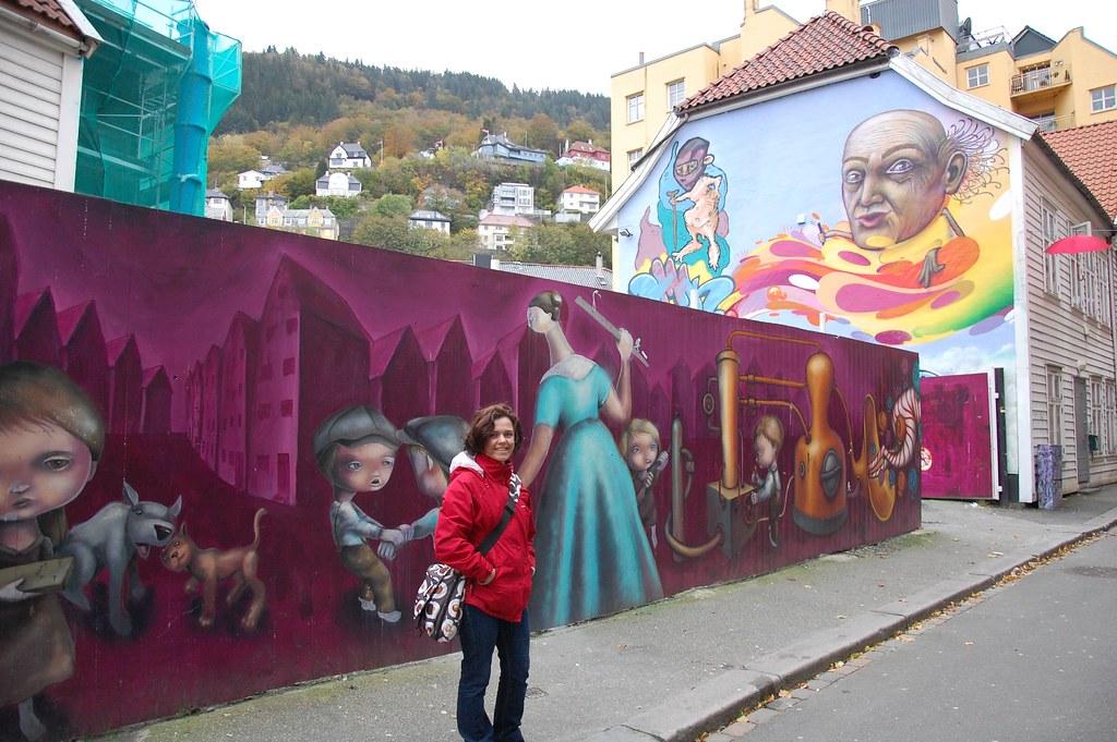 Graffiti Bergen