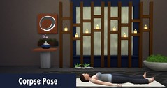 Yoga 2 Corpse Pose