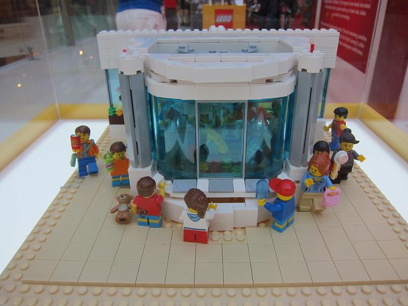 Aquarium In The Mall - 2
