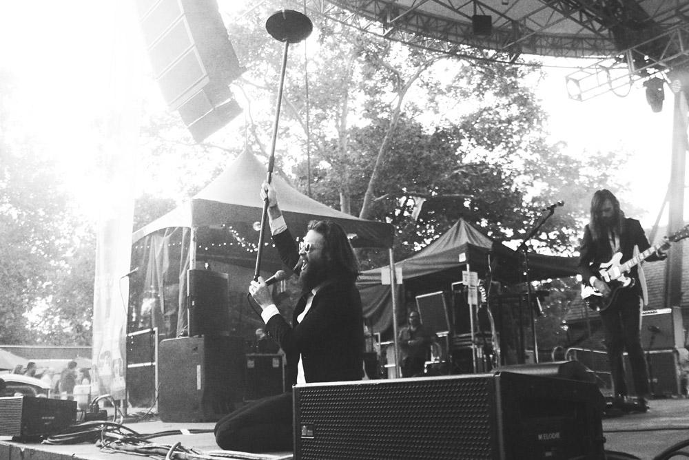 Father John Misty @ Central Park 05/08/2015