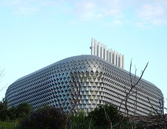 The Cheese Grater Has Landed