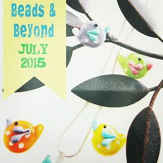 Beads & Beyond July 2015