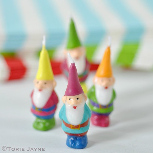 Gnome Candles