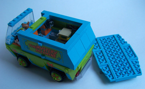 LEGO Scooby Doo Mystery Machine review