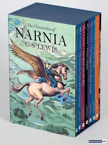 Scholastic Narnia