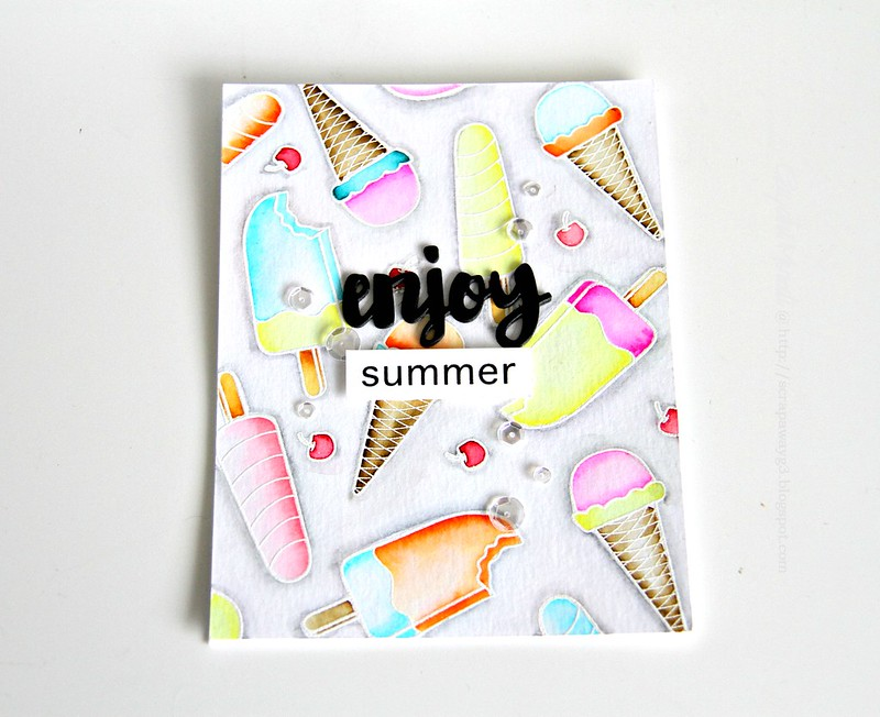 Enjoy summer flat