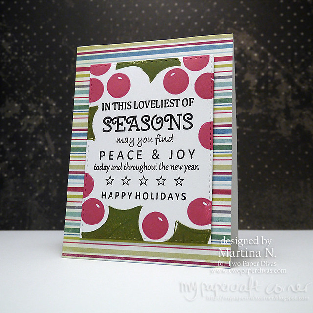 Christmas card #356
