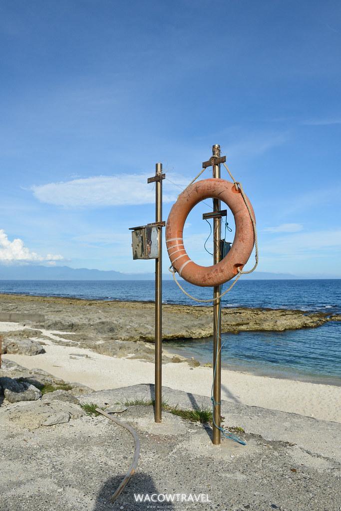 小琉球景點.厚石秘密沙灘