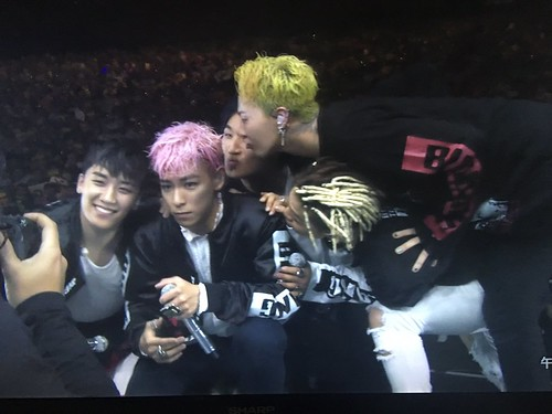BIGBANG Osaka FINAL Japan Day 3 2016-12-29 Screencaps (7)