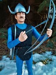 Halvar the Archer