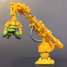 Turtle Factory - Robot Arm by Legoloverman