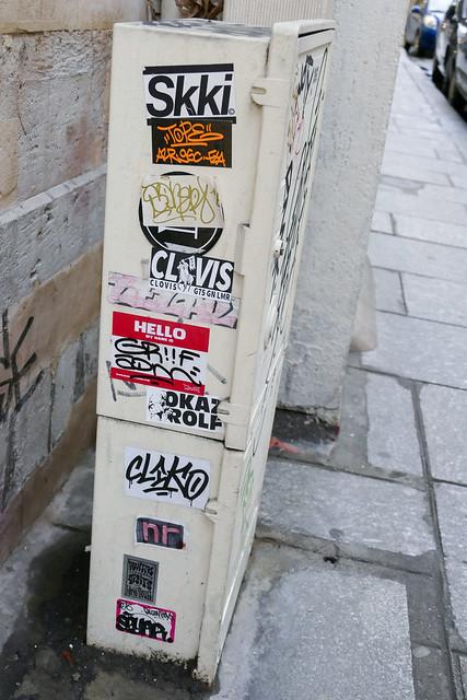 Skki - Clovis - Griif - Cliko