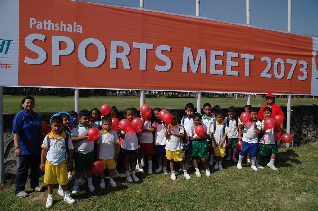 Sports Meet 2073