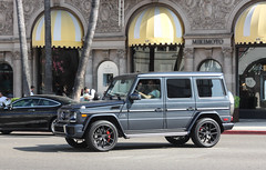 Not Your Typical G-Wagon.