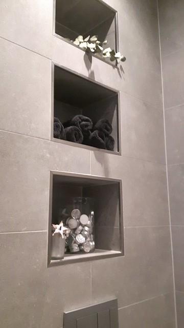 Badkamer decoratie